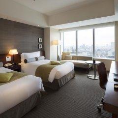 Отель The Strings By Intercontinental Tokyo 5* Стандартный номер фото 2