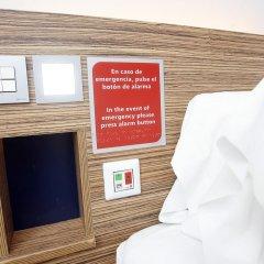 Отель Travelodge Madrid Torrelaguna 3* Стандартный номер с различными типами кроватей фото 5