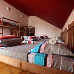Хостел M42 Кровать в общем номере с двухъярусной кроватью фото 17