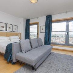 Апартаменты Apartments Lisboa - Parque das Nacoes Студия с различными типами кроватей фото 8
