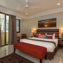 The Somerset Hotel 4* Улучшенный номер с различными типами кроватей фото 6