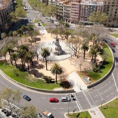 Апартаменты Click&flat Eixample Derecho Apartments Барселона