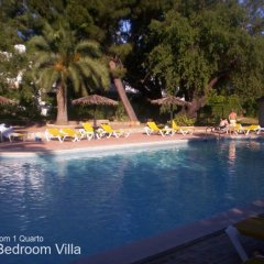 Отель Akivillas Albufeira Balaia бассейн
