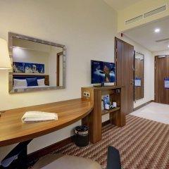 Гостиница Hampton by Hilton Волгоград Профсоюзная 4* Стандартный номер с различными типами кроватей фото 21