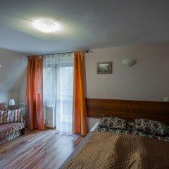Отель Willa Wysoka Стандартный номер с различными типами кроватей фото 2