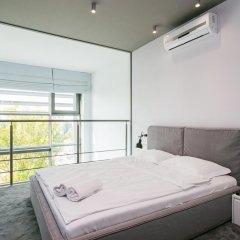 Отель Platinum Residence Qbik Люкс повышенной комфортности с различными типами кроватей фото 3
