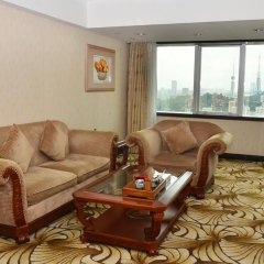 Hotel Canton 3* Люкс с различными типами кроватей фото 3