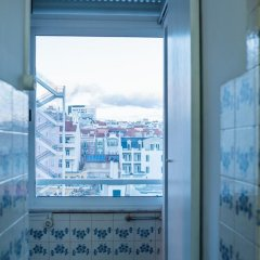Lisbon World Hostel Стандартный номер фото 16
