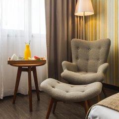 Frontier Hotel Rivera 3* Номер Делюкс с различными типами кроватей фото 6