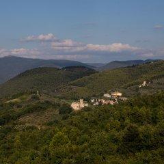 Отель Il Castello Di Perchia Сполето фото 2