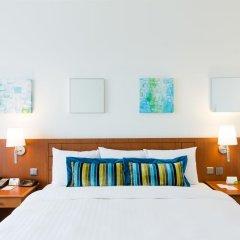 Отель Courtyard by Marriott Brussels 4* Номер Делюкс с различными типами кроватей
