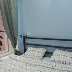 Хостел «Циолковский на ВДНХ» Кровать в общем номере с двухъярусной кроватью фото 5