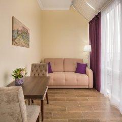 Гостиница Kompass Hotels Cruise Gelendzhik комната для гостей