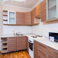 Гостиница April bolnichniy gorodok Апартаменты с различными типами кроватей фото 11