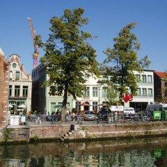 Отель VixX Бельгия, Мехелен - отзывы, цены и фото номеров - забронировать отель VixX онлайн приотельная территория