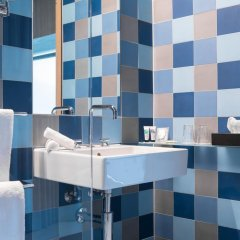 Placid Hotel Design & Lifestyle Zurich 4* Стандартный номер с различными типами кроватей фото 21