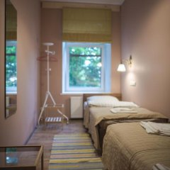 Гостиница Кубахостел Стандартный номер с 2 отдельными кроватями фото 14
