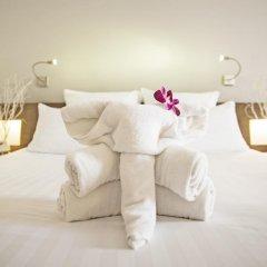 Отель Novotel Bangkok On Siam Square 4* Улучшенный номер с различными типами кроватей фото 17