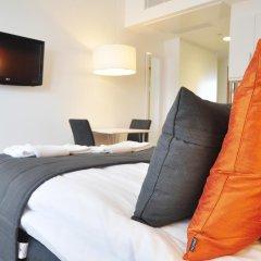 Sky Hotel Apartments, Stockholm 3* Студия с различными типами кроватей фото 4