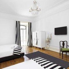 Отель Typical Lisbon Guest House Стандартный номер с различными типами кроватей
