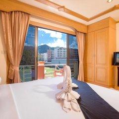 Отель Chang Club 2* Стандартный номер с двуспальной кроватью фото 12