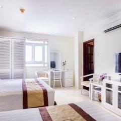 Saigon Night Hotel 2* Номер Делюкс с различными типами кроватей фото 4