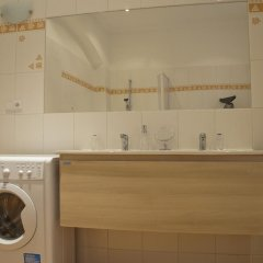 Отель Apartman U Kolonady Чехия, Карловы Вары - отзывы, цены и фото номеров - забронировать отель Apartman U Kolonady онлайн ванная