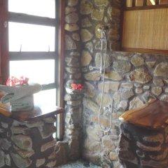 Отель Village Temanoha 3* Бунгало с различными типами кроватей фото 6