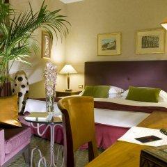 Hotel Dei Mellini 4* Улучшенный номер с различными типами кроватей фото 4