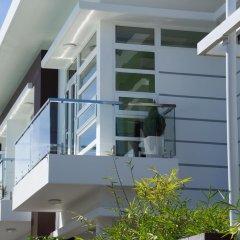 Отель Chau Plus Homestay балкон