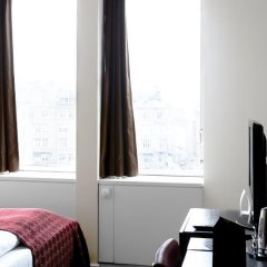 Отель The Square Стандартный номер с разными типами кроватей фото 5