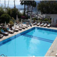 Marina Boutique Fethiye Турция, Фетхие - 1 отзыв об отеле, цены и фото номеров - забронировать отель Marina Boutique Fethiye онлайн бассейн