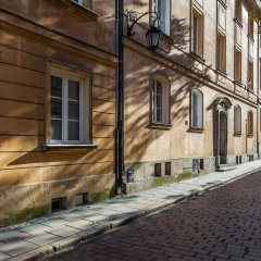 Апартаменты P&O Podwale Apartments Студия