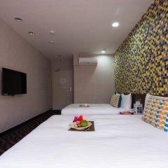 ECFA Hotel Ximen 2* Стандартный номер с различными типами кроватей фото 18