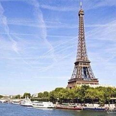 Отель Design & Chic Eiffel Tower Flat пляж