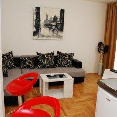 Апартаменты Azzuro Lux Apartments Апартаменты с различными типами кроватей фото 47