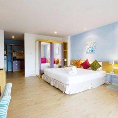 Отель Best Bella Pattaya 4* Номер Делюкс с различными типами кроватей фото 5