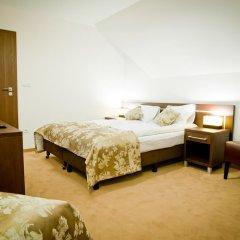 Отель Apartamenty Rubin Стандартный номер с различными типами кроватей фото 9