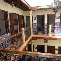 Отель Dar Yanis Марокко, Рабат - отзывы, цены и фото номеров - забронировать отель Dar Yanis онлайн балкон
