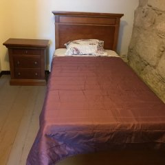 Отель Constituição Rooms 2* Стандартный номер с двуспальной кроватью