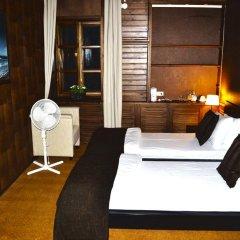Хостел Казанское Подворье Номер с общей ванной комнатой с различными типами кроватей (общая ванная комната) фото 40