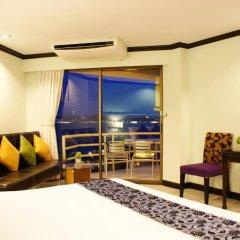 Отель Bella Villa Metro 3* Улучшенный номер с двуспальной кроватью фото 6