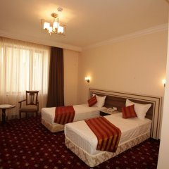 Отель Арцах 3* Стандартный номер двуспальная кровать фото 5