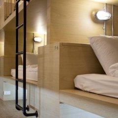Luz Hostel Кровать в общем номере фото 3