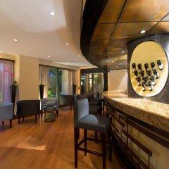 Отель Villa del Palmar Cancun Luxury Beach Resort & Spa Мексика, Плайя-Мухерес - отзывы, цены и фото номеров - забронировать отель Villa del Palmar Cancun Luxury Beach Resort & Spa онлайн гостиничный бар фото 2