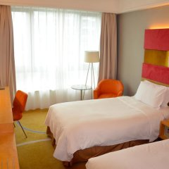 Отель Pentahotel Shanghai Китай, Шанхай - отзывы, цены и фото номеров - забронировать отель Pentahotel Shanghai онлайн комната для гостей фото 3