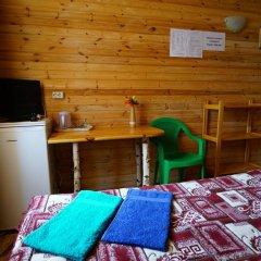 Гостиница Парк отдыха Сказка Русь Стандартный номер двуспальная кровать фото 3