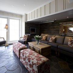 Отель Erzscheidergaarden Норвегия, Рерос - отзывы, цены и фото номеров - забронировать отель Erzscheidergaarden онлайн комната для гостей фото 2