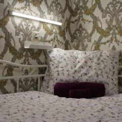 Хостел Ника-Сити Кровати в общем номере с двухъярусными кроватями фото 19