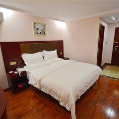 GreenTree Alliance Nantong West Renmin Road Coach Station Hotel 2* Номер Делюкс с различными типами кроватей фото 4